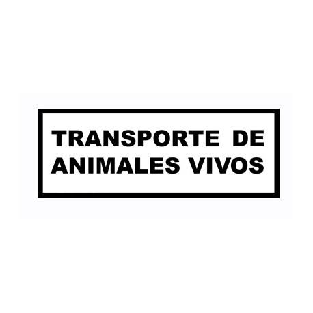 TRANSPORTE DE ANIMALES VIVOS 114