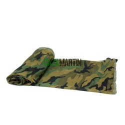 RED BASIC CAMO VERDE MILITAR CAZA