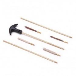 kit de limpieza para armas del calibre 4.5/5.5 mm lp011