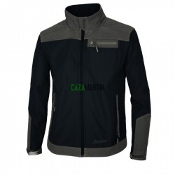 CHAQUETA SOFT SHELL NATURE 280 CAZA