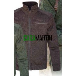 240B CHAQUETA COLOR CAQUI