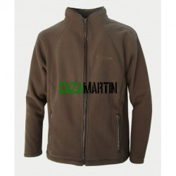 278B CHAQUETA POLAR ALPE COLOR MARRÓN
