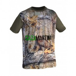 CAMISETA SUBLIMACION BECADA 442