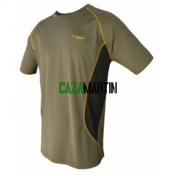 CAMISETA TECHNICAL Kaqui/Amarilla 407