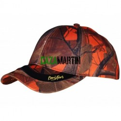 "158 GORRA 6 PANELES ""CAMU-ORANGE"""
