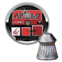 BALINES APOLO CONIC 4,5MM