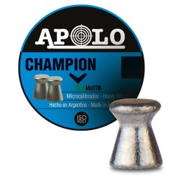 BALINES APOLO CHAMPION 4,5MM