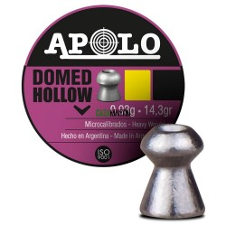BALINES APOLO DOMED HOLLOW 4,5MM
