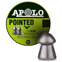 BALINES APOLO POINTED 4,5MM