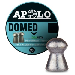 BALINES APOLO DOMED 4,5MM