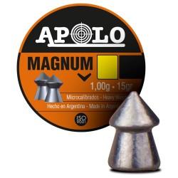 BALINES APOLO MAGNUM 4,5MM