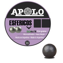 BALINES APOLO ESFÉRICOS 5,5MM