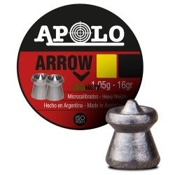 BALINES APOLO ARROW 5,5MM