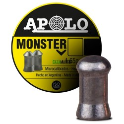 BALINES APOLO MONSTER 5,5MM