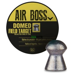 BALINES AIR BOSS DOMED FIELD TARGET 5,5MM