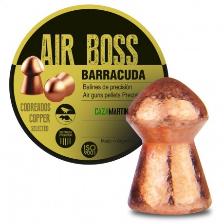 BALINES AIR BOSS COPPER BARRACUDA 5,5