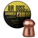 BALINES AIR BOSS COPPER DOMED 6,35MM