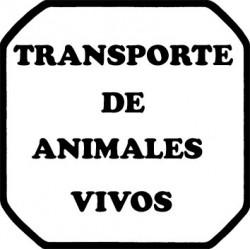 TRANSPORTE DE ANIMALES VIVOS - 65
