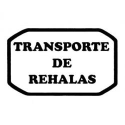 TRANSPORTE DE REHALAS - 66