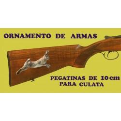 PEGATINA DE CONEJO - 48